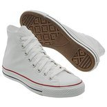 Converse Men's All Star Core Hi Shoes (Optical White)
