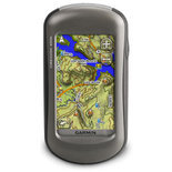 Garmin Oregon 450T Topo Canada On The Trail GPS 010-00697-43