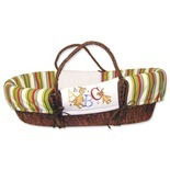 Dr Seuss ABC Moses Basket Set