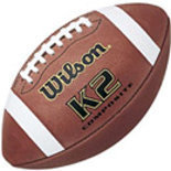 Wilson K2 Pee Wee Composite Leather Football