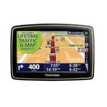 TomTom XL 340TM 4.3-Inch Portable GPS Navigator - Lifetime Traffic & Maps Edition
