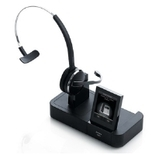 Jabra 9470-66-904-105 PRO 9470 Wireless Office Headset - 1.9G, DECT 6.0, 8 Hours Talk Time, Black