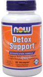 Detox Support 90 Vcaps - NOW Foods