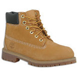 "Timberland 6"" Premium Waterproof Boot - Boys Preschool - Wheat"