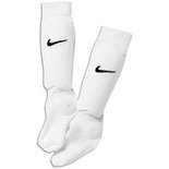 Nike Shin Sock III (Pair) - Boys Grade School - White/Black