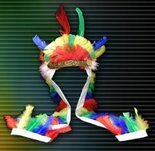 Magic Light Deluxe Indian Headdress