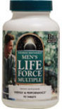 Men's Life Force Multiple 90 Tabs - Source Naturals