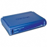 TRENDnet - TE100-S8 - 8-Port 10/100 Mbps Fast Ethernet Network Switch
