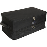 Samsonite Golf Travel Golf Trunk Organizer - Black