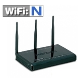TRENDnet TEW-639GR 300Mbps Wireless N Gigabit Router