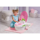 Summer Infant Reward Potty and Step Stool-PINK