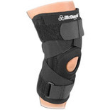 McDavid Ligament Knee Support - Black