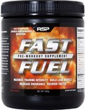 RSP Nutrition Fast Fuel - 30 Servings - Fruit Punch
